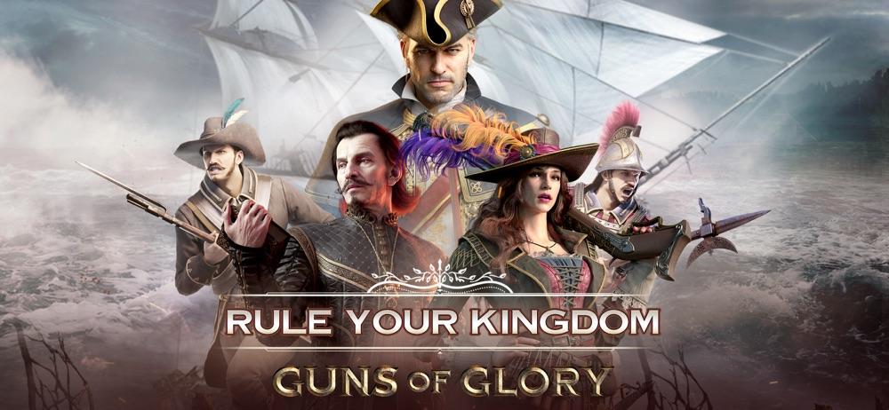 Guns of Glory: Empires Conquer Cheat Codes