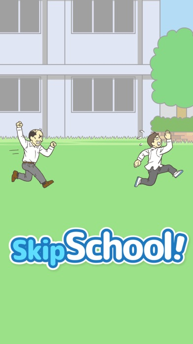 Skip school -escape game screenshot 1
