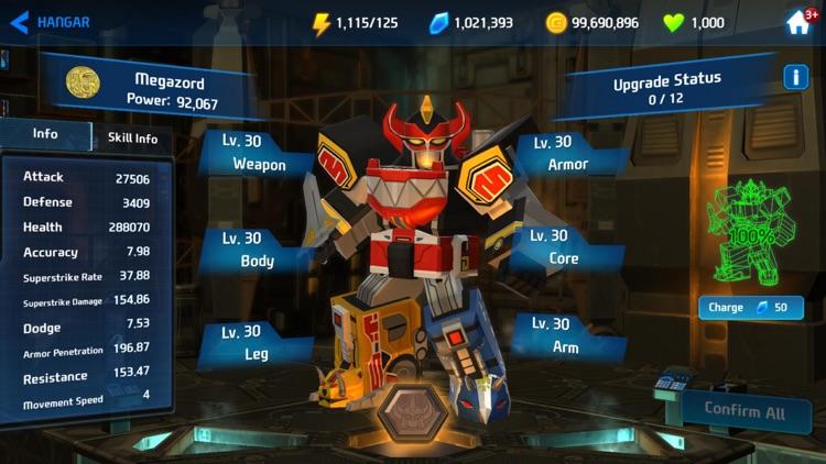 Power Rangers: All Stars screenshot-6