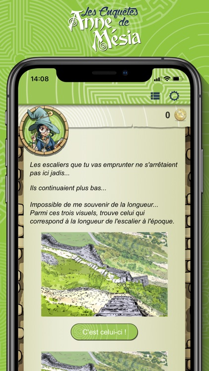 Anne Mésia's Quest screenshot-4