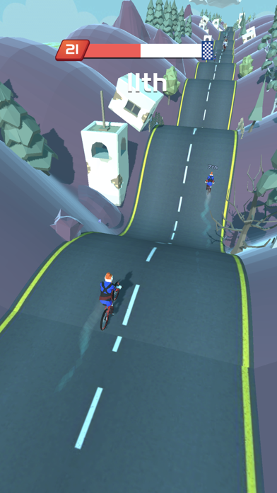 Bikes Hill screenshot 3