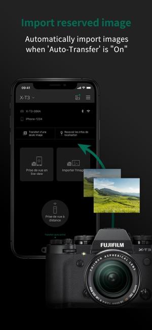 FUJIFILM Camera Remote on the App Store