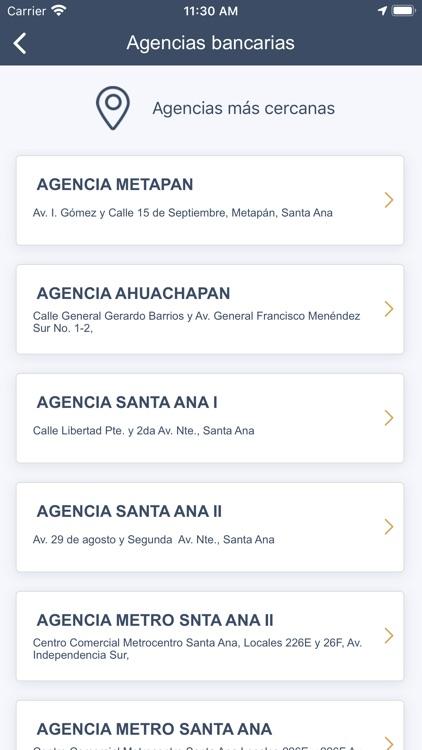Banco Cuscatlan SV screenshot-3
