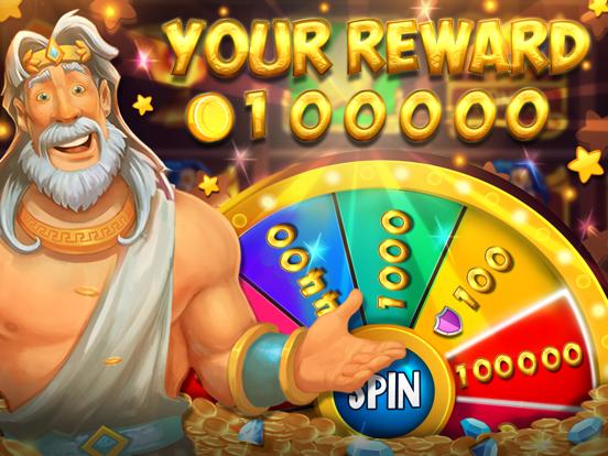 Divine Academy Casino: Slots screenshot 10