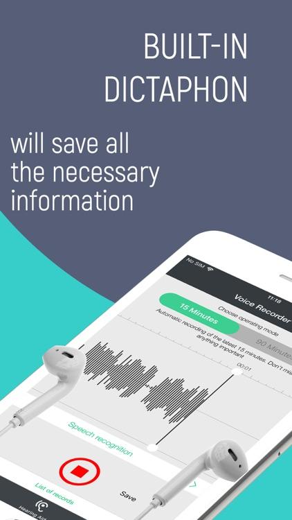 Listening device, Hearing aids screenshot-6