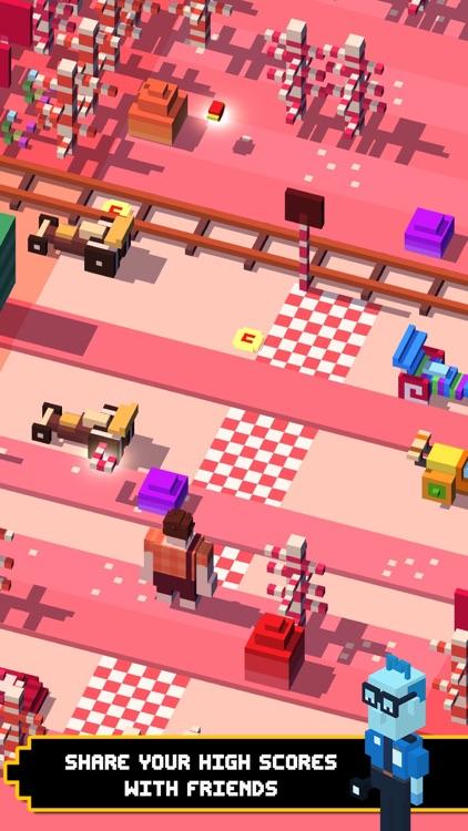 Disney Crossy Road screenshot-3