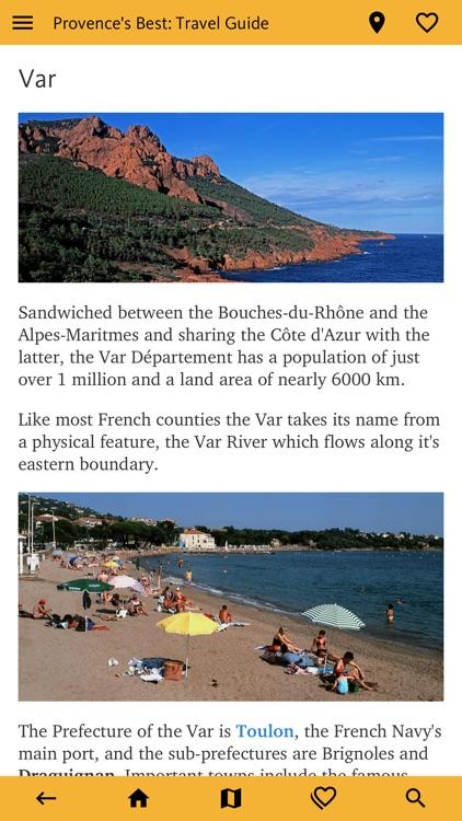 Provence's Best: Travel Guide screenshot-6