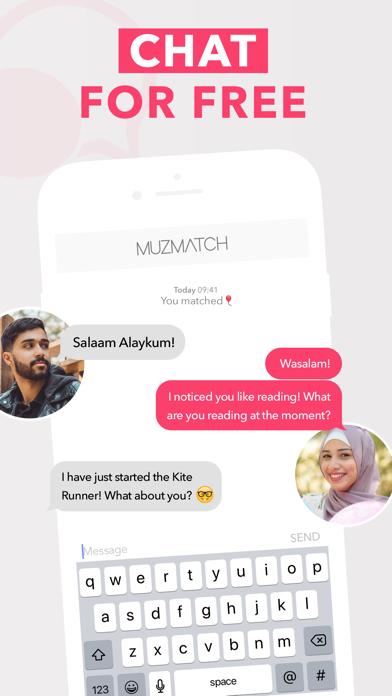 muzmatch: Arab & Muslim dating Screenshot