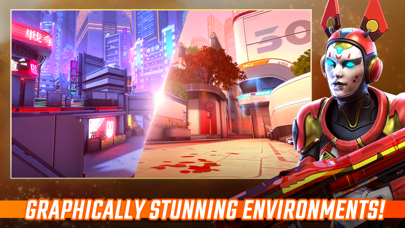 Shadowgun War Games screenshot 14