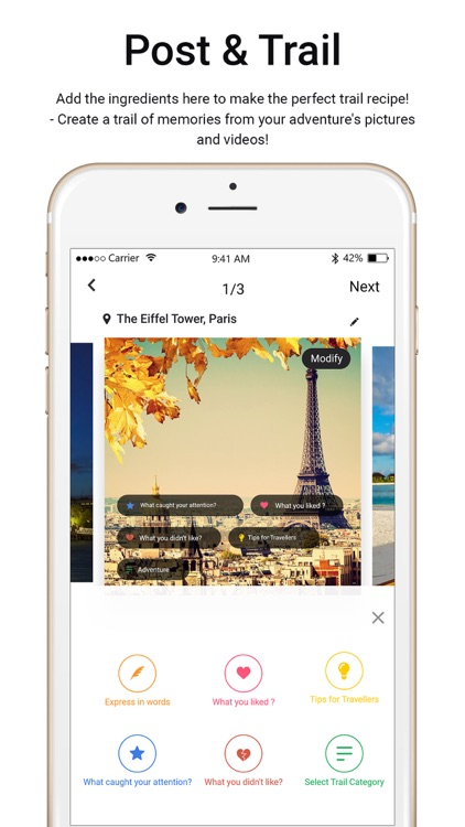 Yippee - Social Travel App screenshot-3
