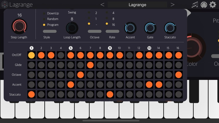 Lagrange Synthesizer screenshot-5