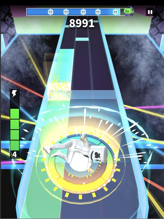 Marshmello Music Dance screenshot 7