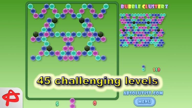 Bubble Clusterz Full screenshot-4
