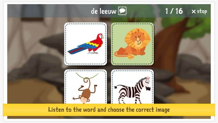 Learn Dutch With Amy for Kids screenshot-0