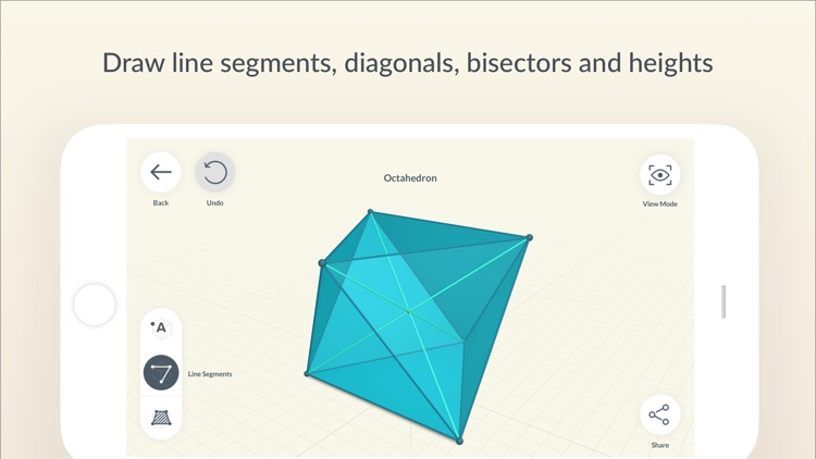 Shapes 3D - Geometry Drawing