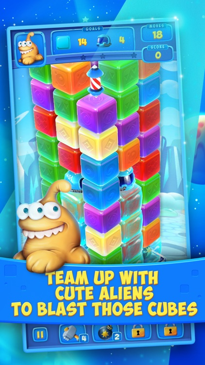 Cube Blast: Match screenshot-0