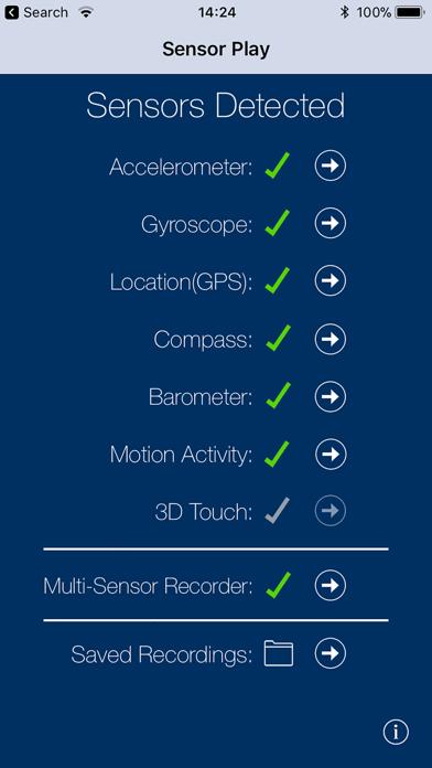 Sensor Play - Data Recorderのおすすめ画像1