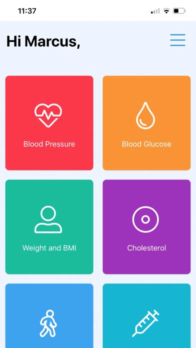 Health 360x Mobile screenshot 2