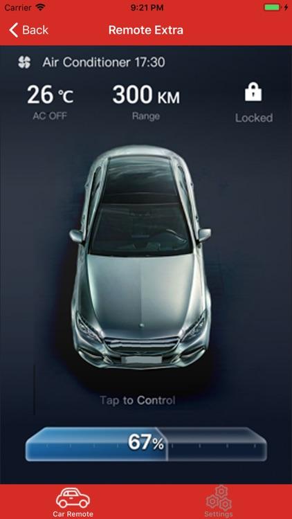 Car OBD Remote for Mitsubishi