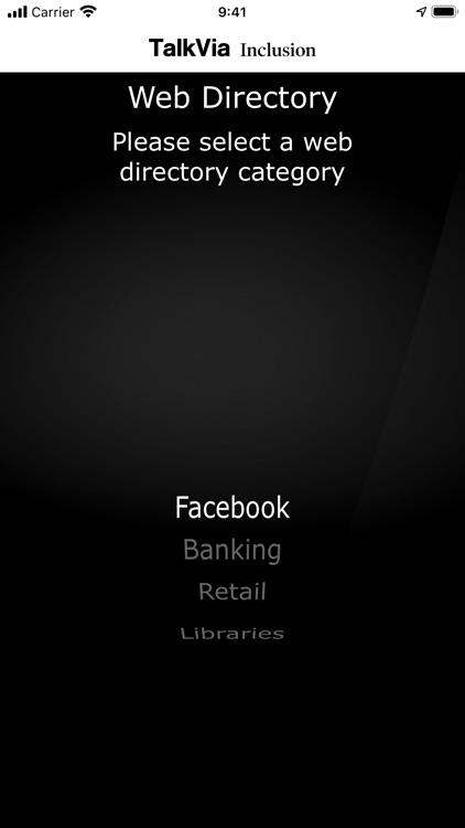 TalkVia Inclusion screenshot-4