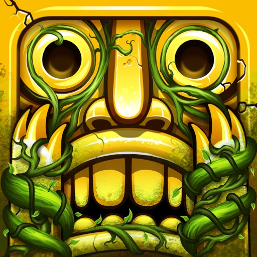 Temple Run 2 iOS App