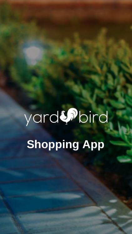 Yardbird Shopping App