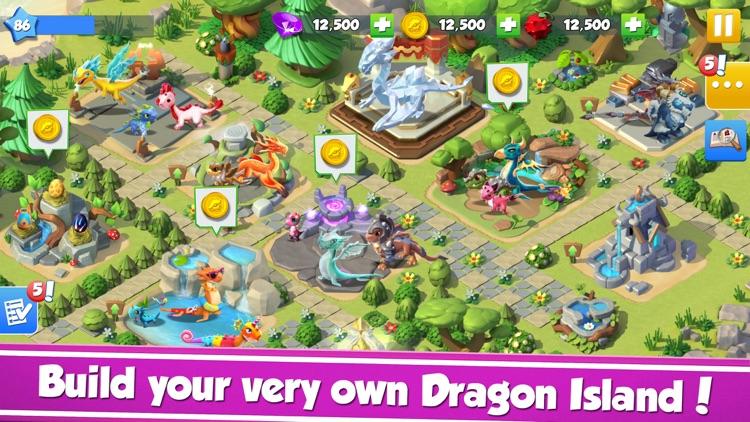 Dragon Mania Legends - Fantasy screenshot-5
