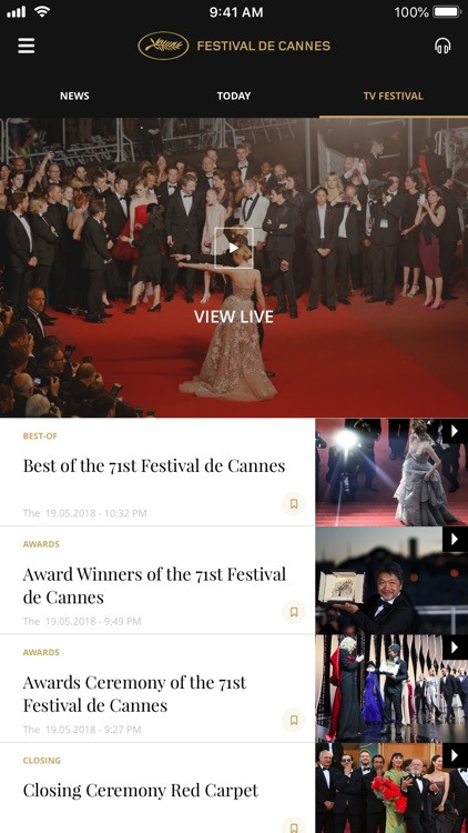 Festival de Cannes - Official screenshot-3