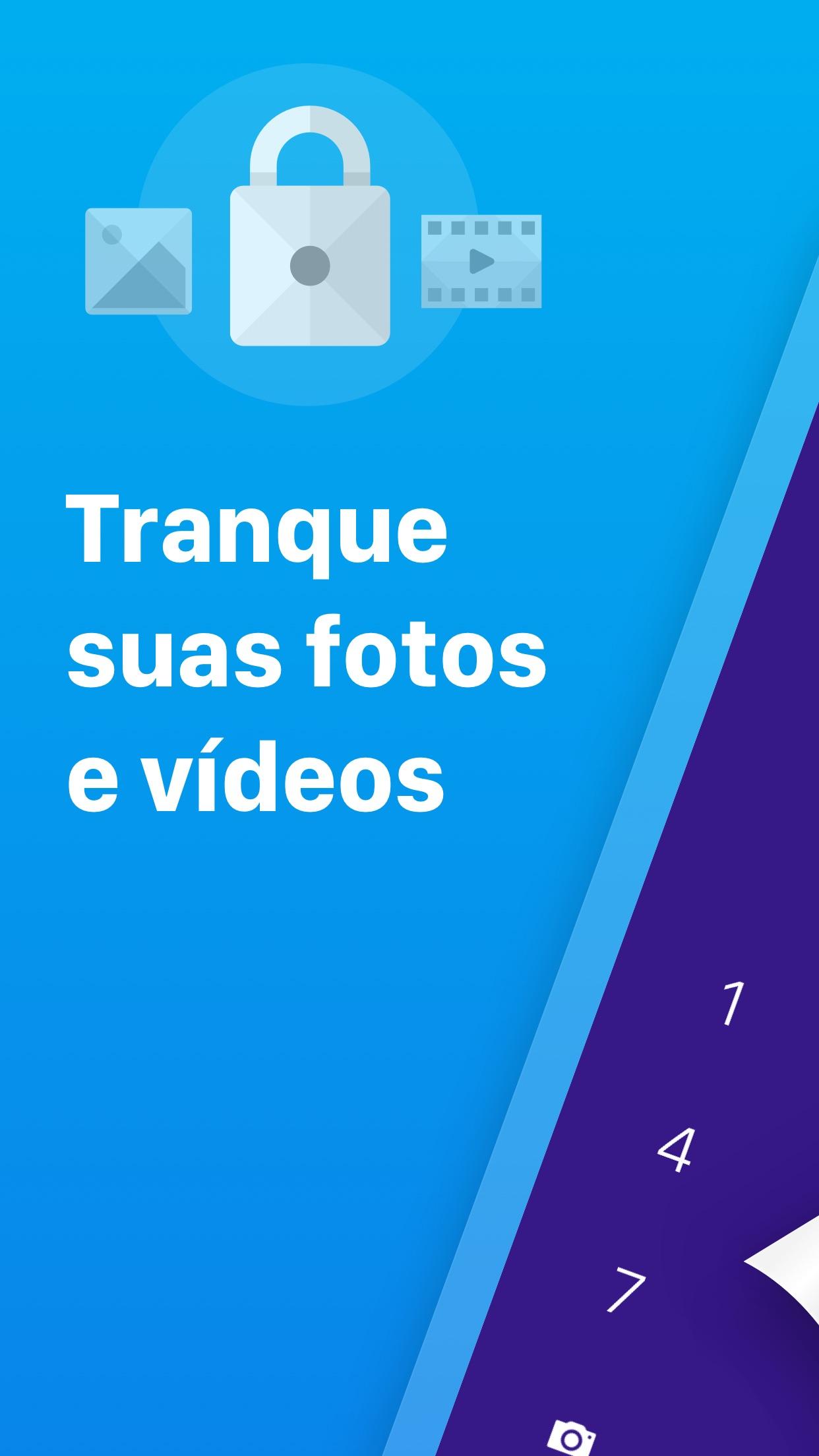 Keepsafe: Guardar Foto e Video Screenshot