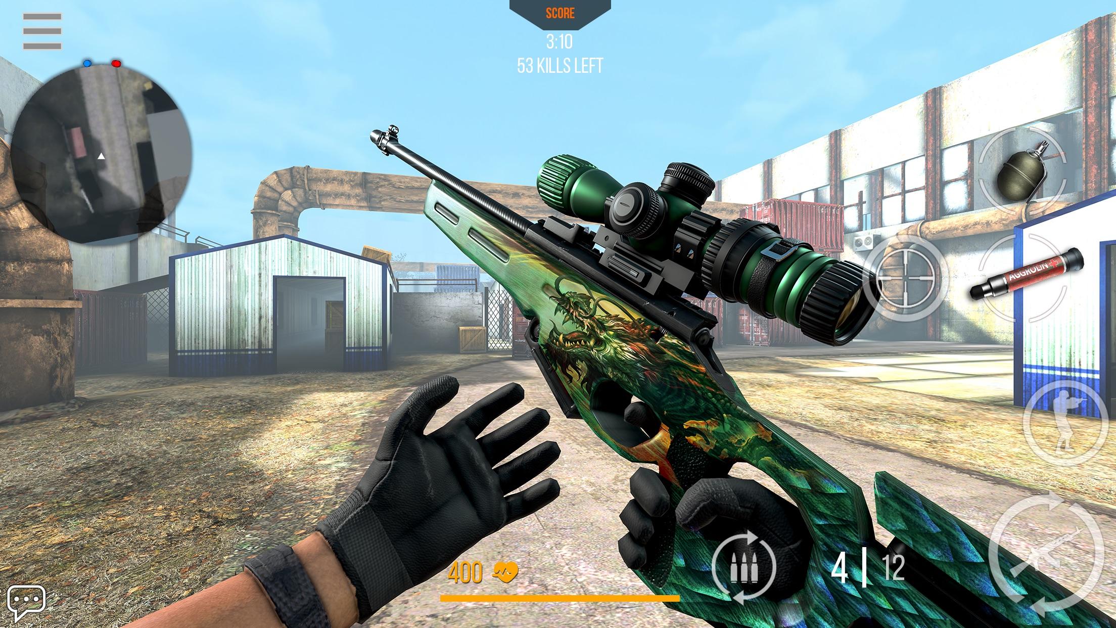 Modern Strike Online: PvP FPS Screenshot