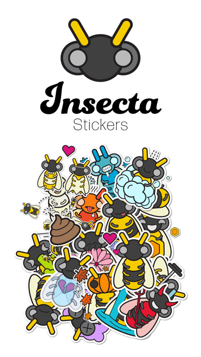 Insecta Stickers screenshot 1