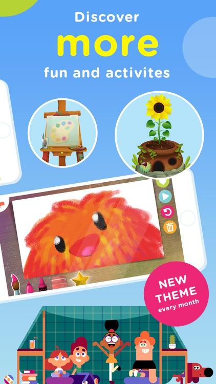 Hopster: Preschool Learning screenshot-5