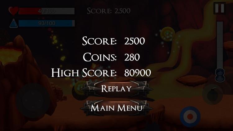 Volcano Defense screenshot-4