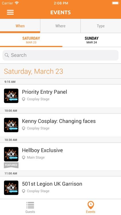 MCM Comic Con 2019 screenshot-5