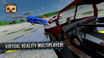 Demolition Derby (VR) Racingのおすすめ画像2