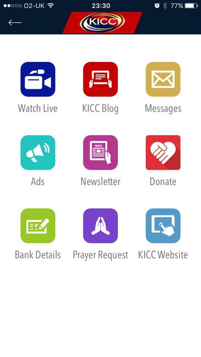 KICC Church screenshot two
