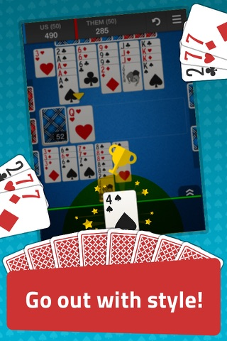 Canasta Jogatina: Card Game - náhled
