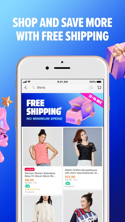 Lazada - Best Shopping Online screenshot-3