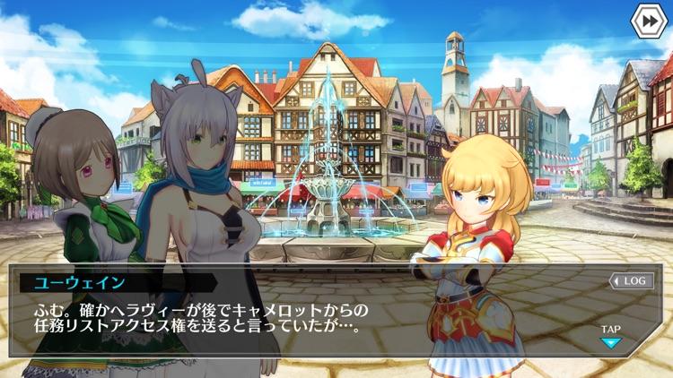 ドールズオーダー【3Dメカ美少女アクション】 screenshot-5