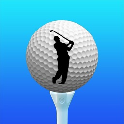 Golf GPS Rangefinder Scorecard