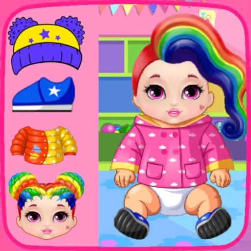 Dolls Dress up Game iOS App
