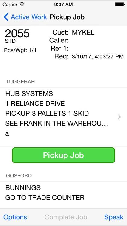 HubMobile screenshot-2