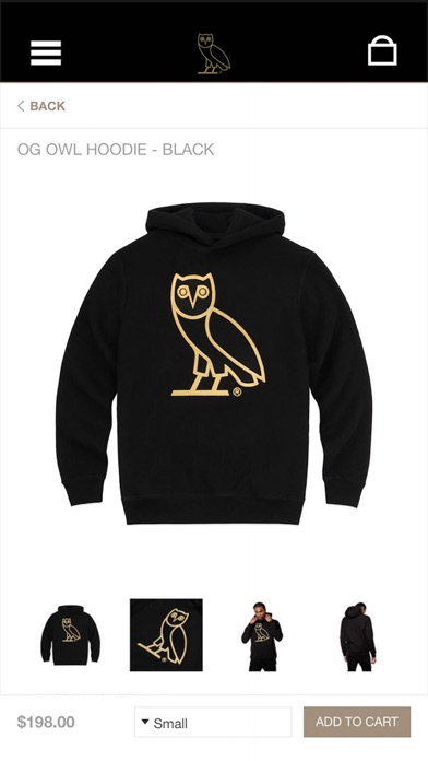 230831e8 OVO Store by October's Very Own Merchandising (iOS, United States) -  SearchMan App Data & Information