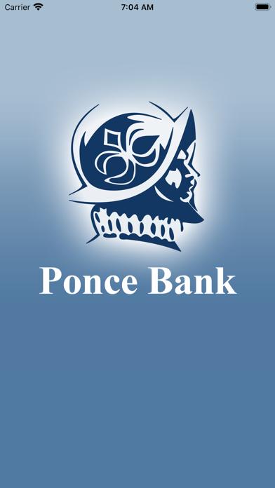 Ponce Bank MobileScreenshot of 1