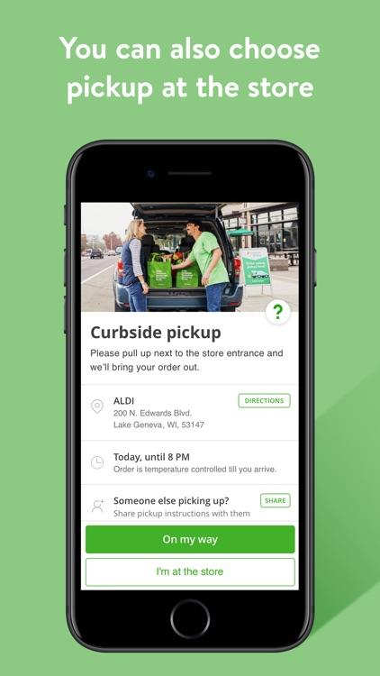 Instacart - grocery deliveries screenshot-3