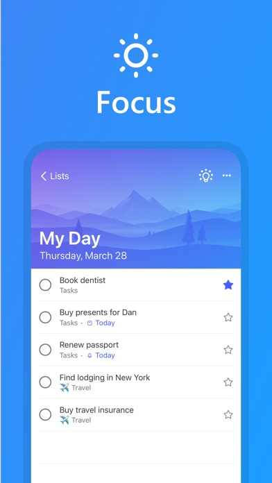 Download Microsoft To-Do for Pc