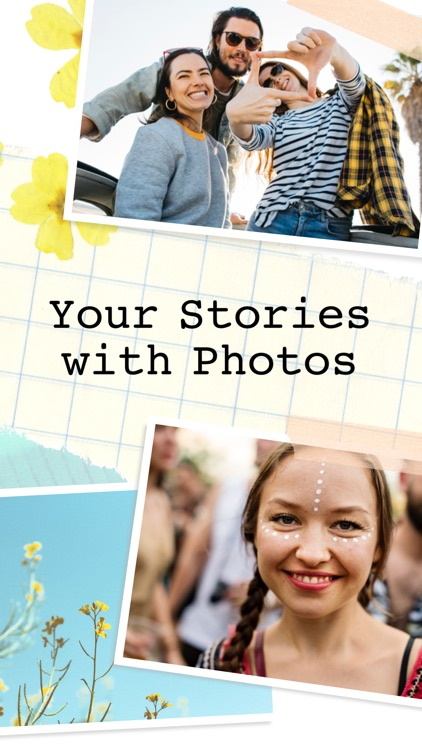 Pic Collage - Your Story Maker screenshot-0