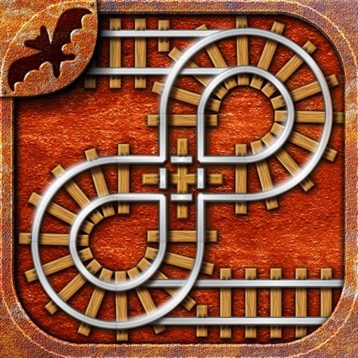 Rail Maze : Train Puzzler iOS App