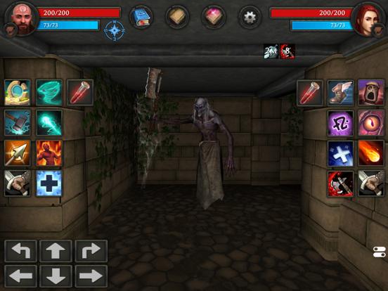 Moonshades dungeon crawler RPGのおすすめ画像5