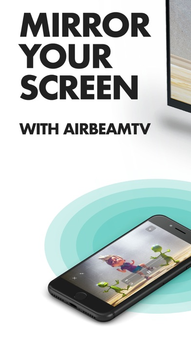 Mirror for LG Smart TV by AirBeamTV BV (iOS, United States